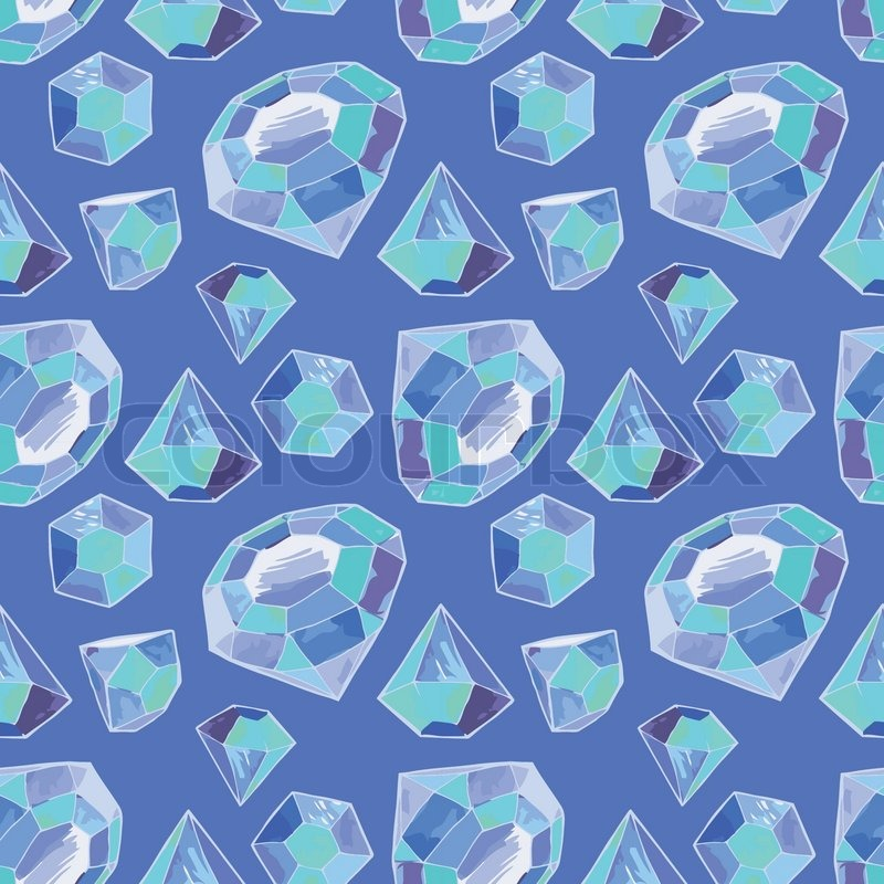 Glamorous diamond backgrounds
