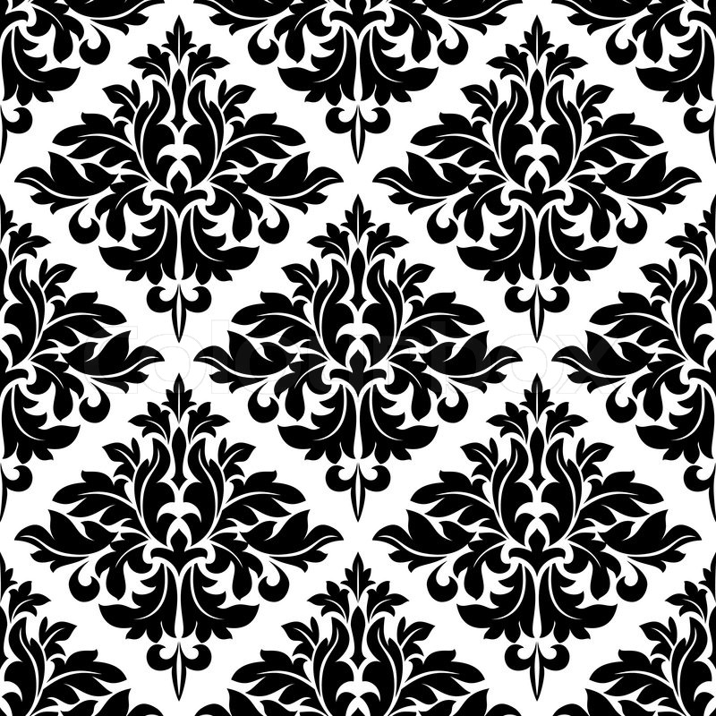 Floral pattern vector png