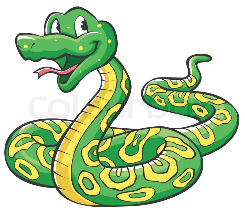 Mesmerizing python vector pictures