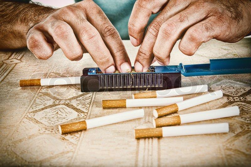 Сигара своими руками из бумаги 25