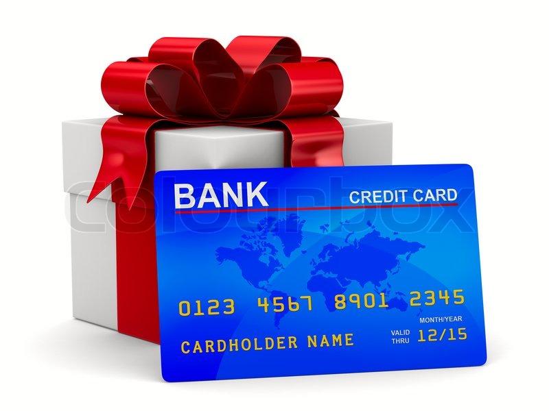 Банковские карты в подарок 18