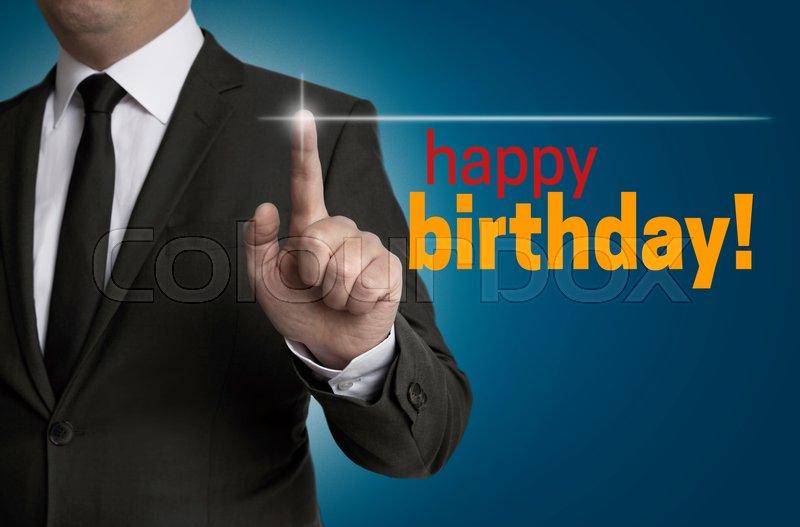 Поздравление с днём рождения предпринимателю 64
