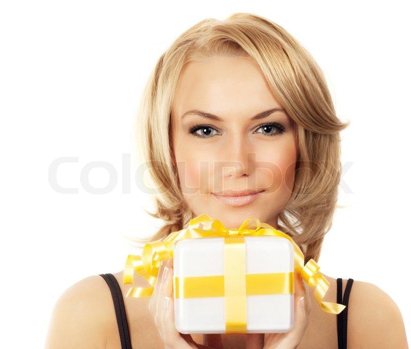 Три блондинки и подарок 95
