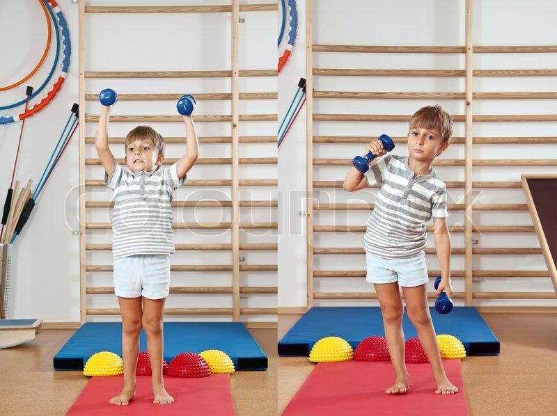 Как сделать детей в спорт 429
