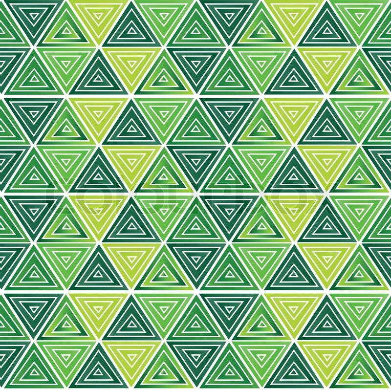 Triangle vector patterns