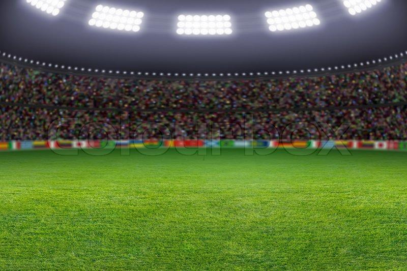 Soccer stadium tumblr