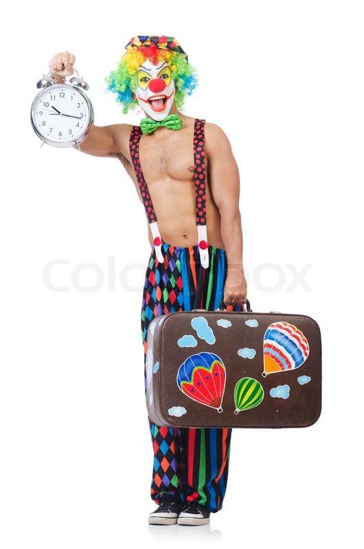 Чемодан для клоуна 168