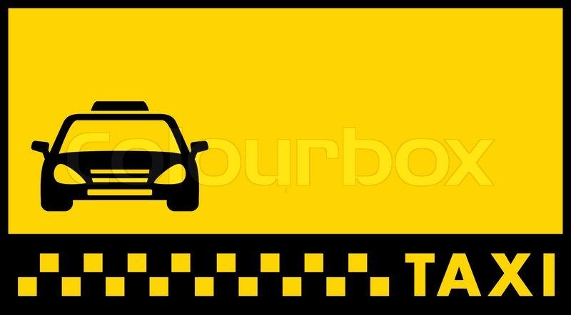 Рисунки на визитках для такси