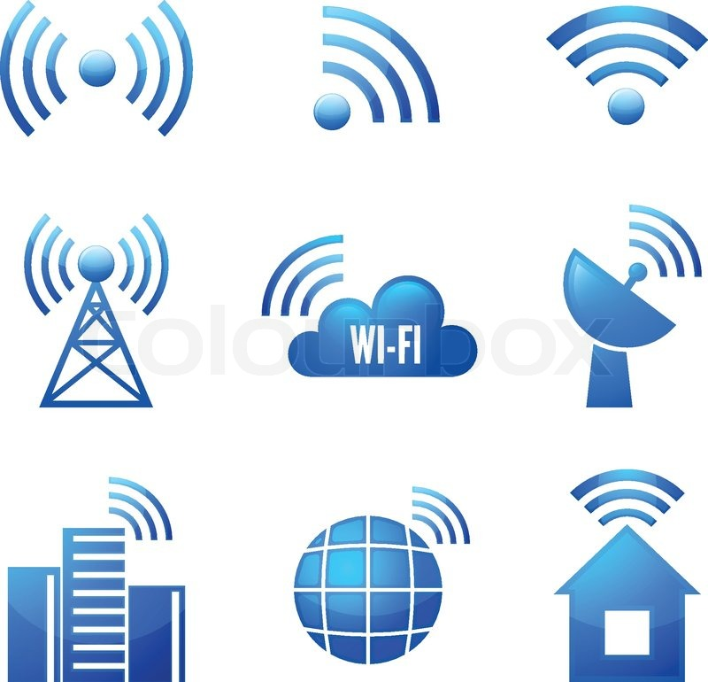Electronic Device Wireless Internet Connection WiFi