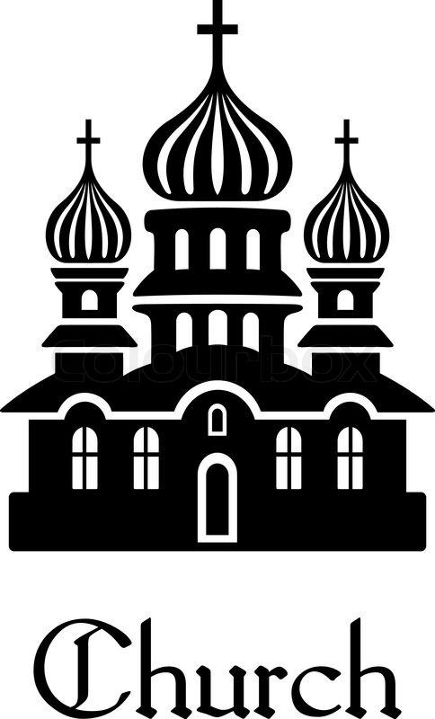 Kirche Symbol