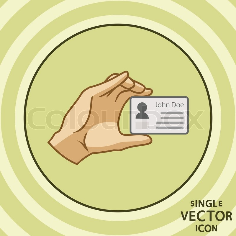 Business Card Icons Vector Business Card Vector