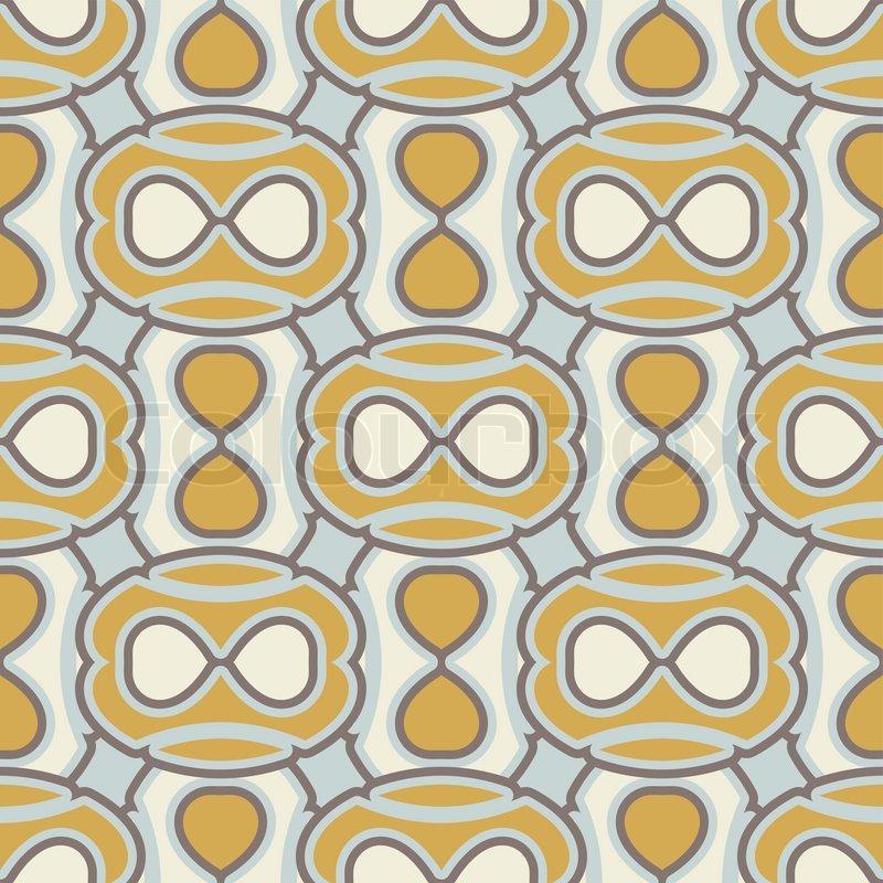 abstrakte geometrische hintergrund moderne nahtlose muster geschenkpapier 50er jahre 60er. Black Bedroom Furniture Sets. Home Design Ideas