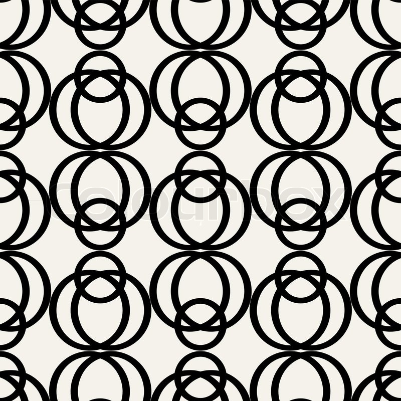 Abstract Background, Retro Seamless Pattern, Fabric