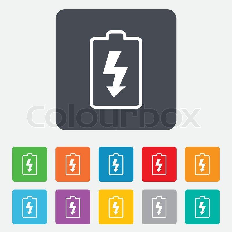 Schön Symbol Für Batterie In Einer Schaltung Bilder - Elektrische ...
