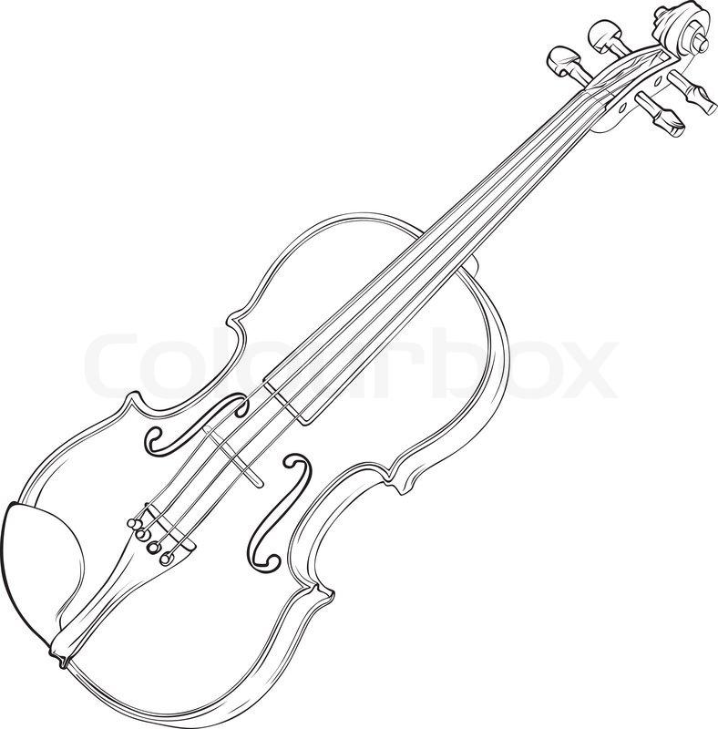 Art Violin Design