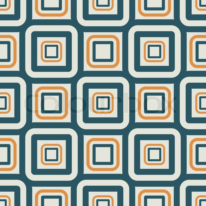 Abstract, geometric background, modern seamless pattern ...