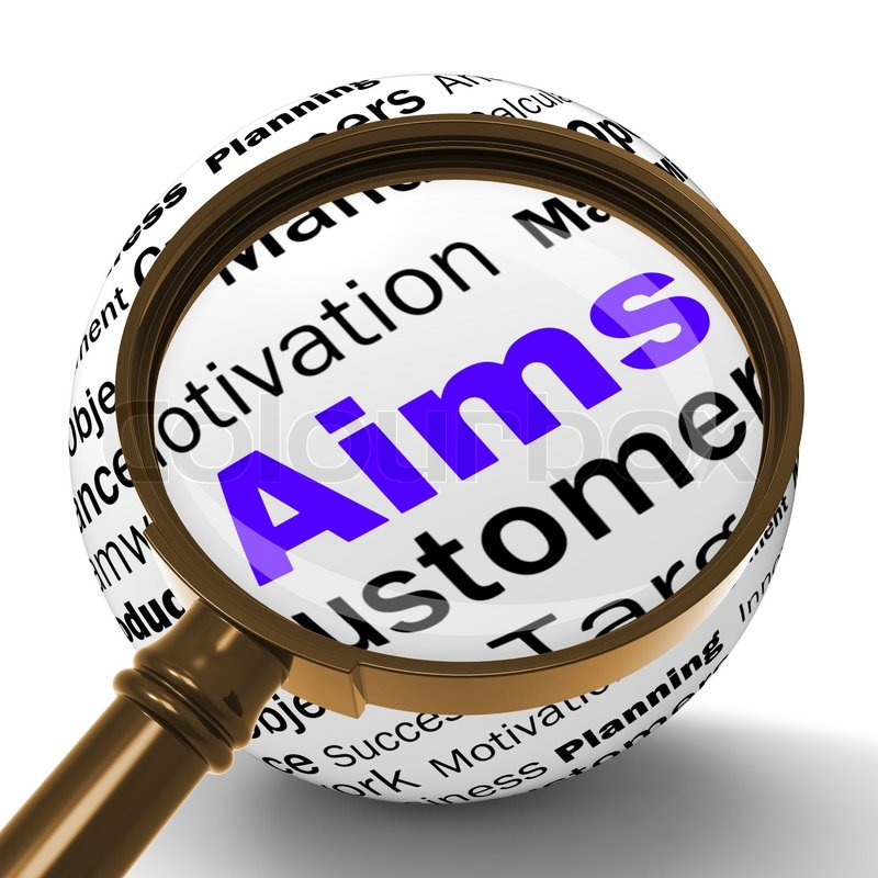 aims and objectives of businesses Find out how to assess your business's goals and objectives, then create a draft for your business plan  to go aren't as important as our businesses' ability to.