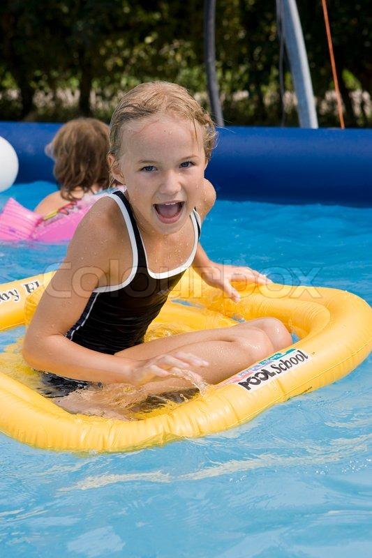 Opinion nude girl swimming pool indoor sorry
