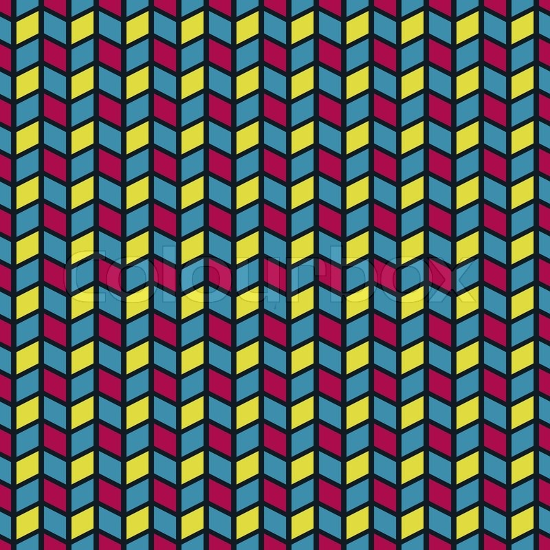 Modern vector seamless pattern (tiling). Texture can be used for ...