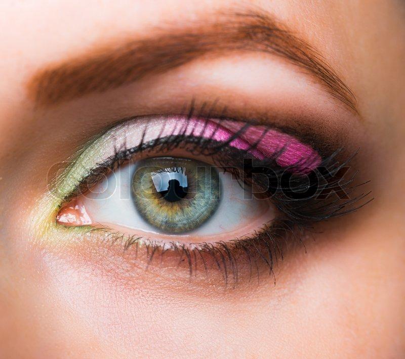 Images of beautiful eye makeup