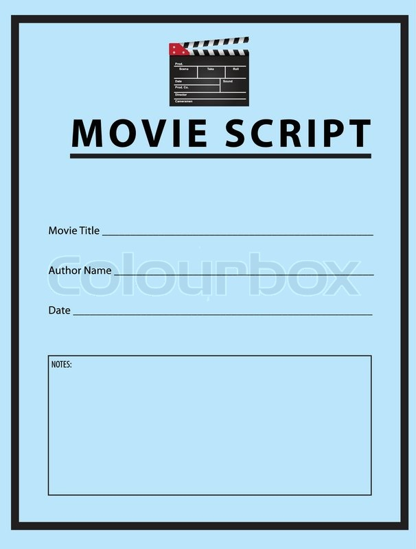 how to sell a movie script