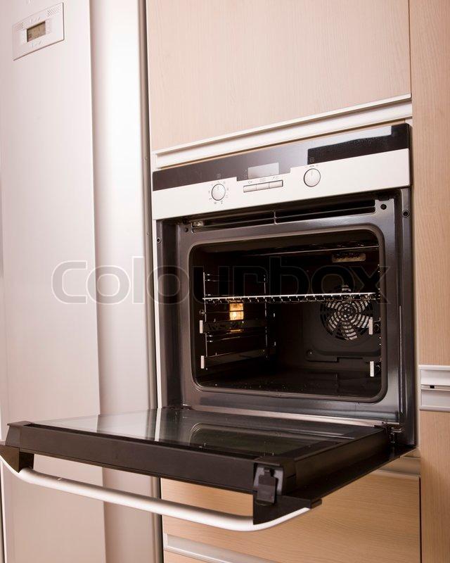 Open Oven Door