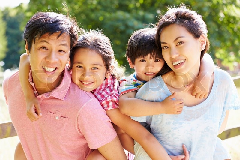 the asian family The rise of asian americans parts of the world to receive their green cards—or permanent resident status—on the basis of employer rather than family.