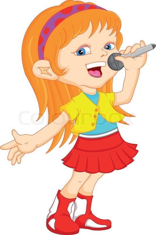 Картинки по запросу singer cartoon