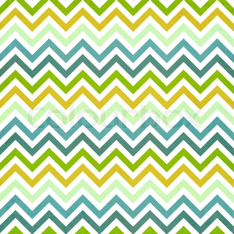 Chevron seamless background with zig zag red, yellow, pink ...