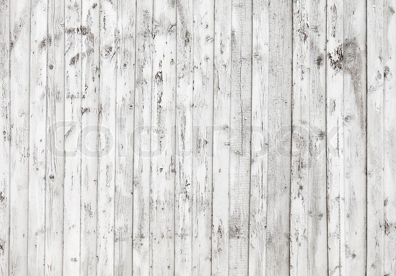 alte wei e holzwand hintergrundstruktur foto stockfoto colourbox. Black Bedroom Furniture Sets. Home Design Ideas