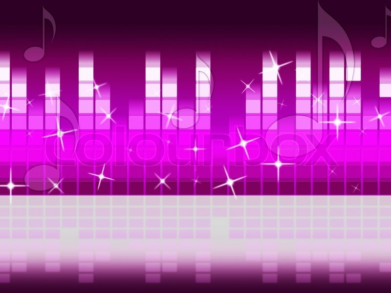 Pink Music Wallpaper: Pink Music Background Meaning Singing Jazz And Piece