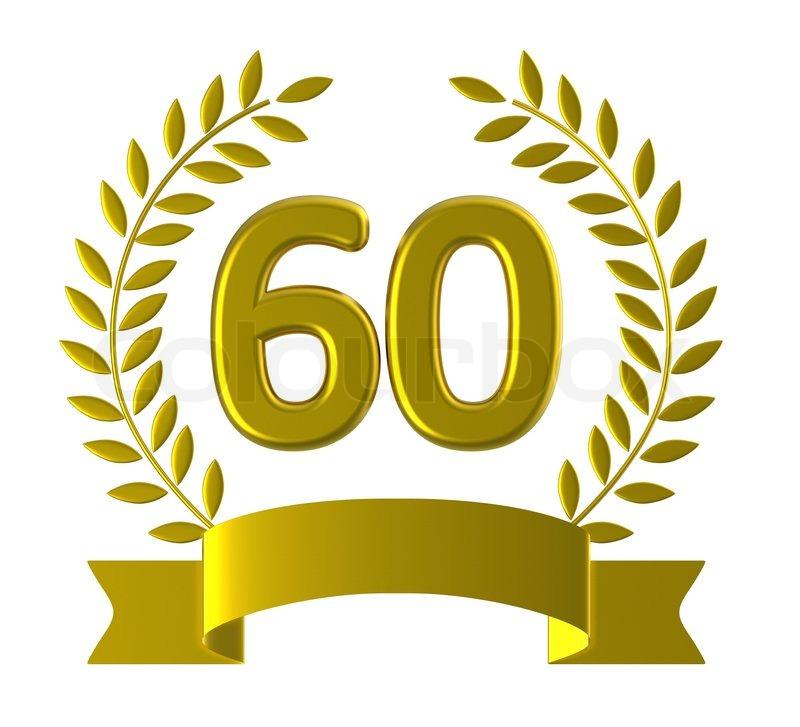 60 Jahre Geburtstag