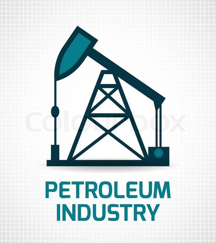 Petroleum Industry Crude Oil Extraction And Removing Pumpjack