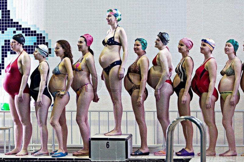 gratis gravid svømning