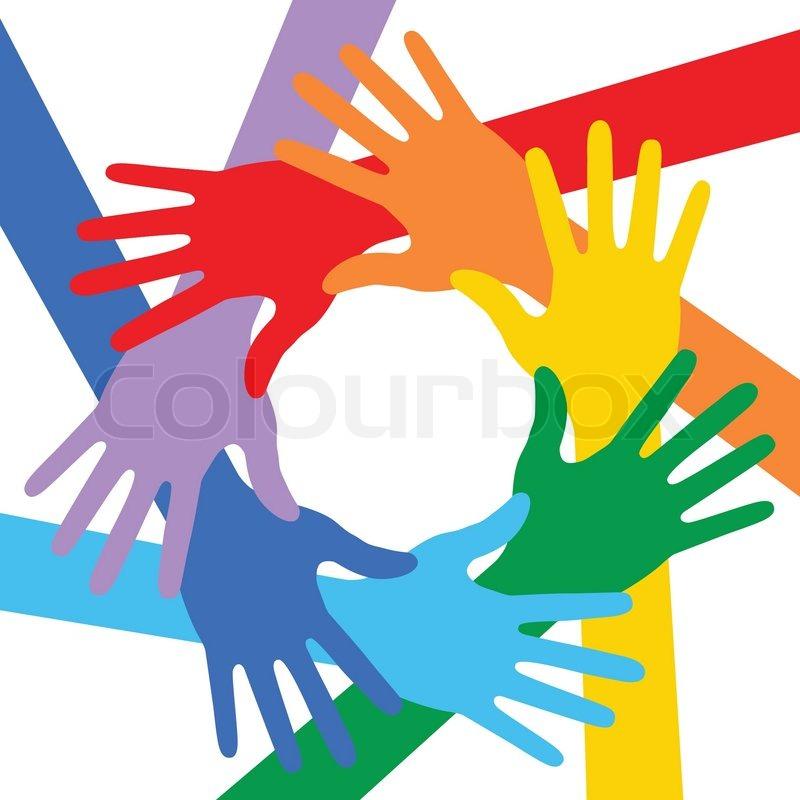 regenbogen als symbol