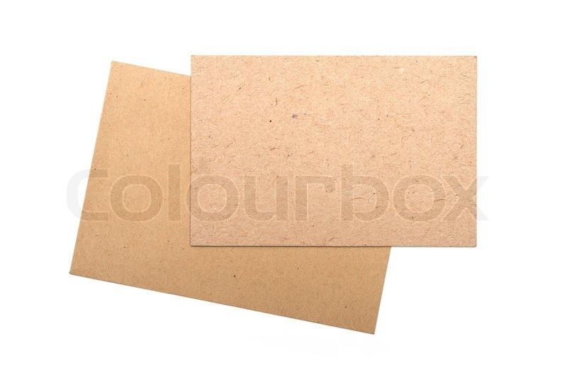 braunen umschläge karton blatt recycling-papier-geschenk-karten, Einladung