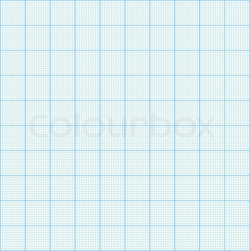 engineering millimeter paper made in vector stock vector colourbox