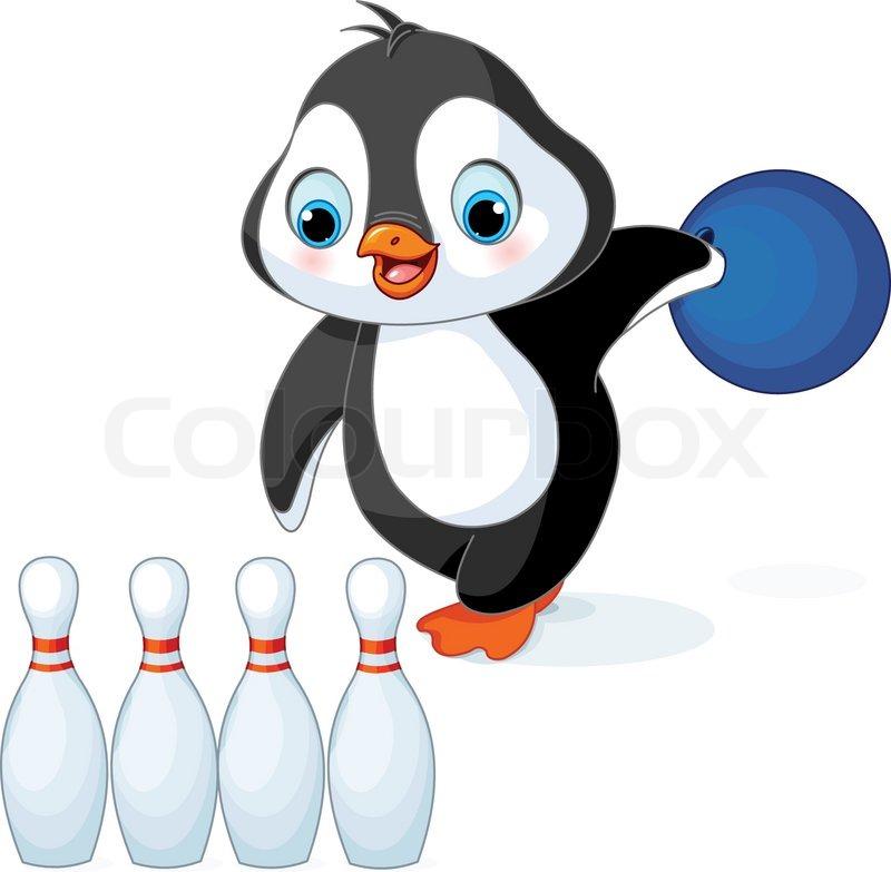 pinguin spielen