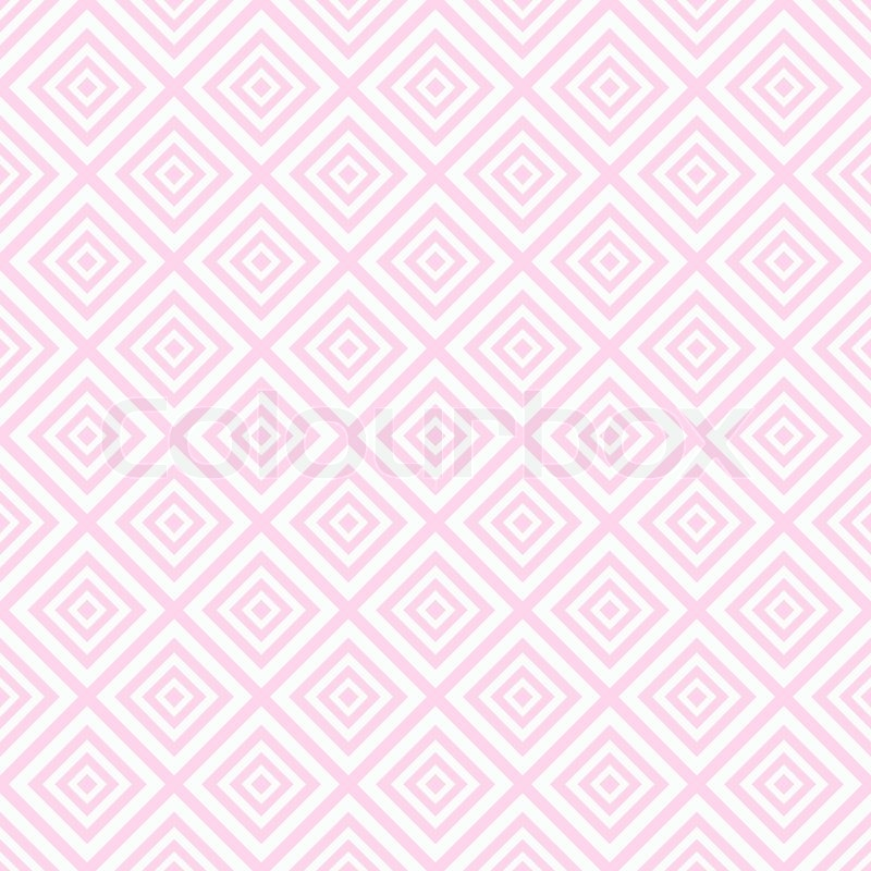 Light Summer Vector Seamless Pattern Tiling Fond Pink White And Mesmerizing Pink Patterns