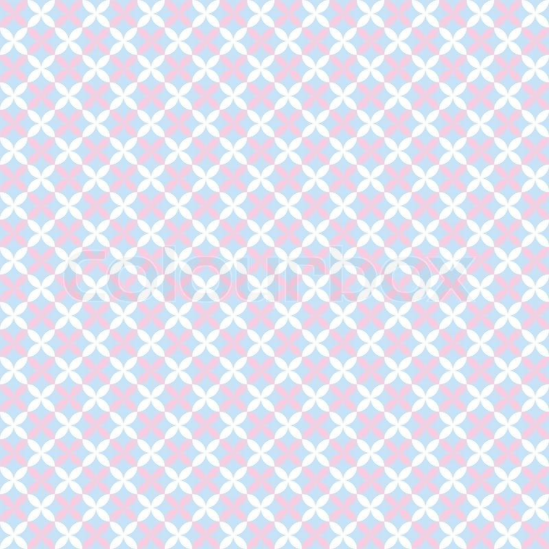 Baby pastel different vector seamless pattern (tiling). Endless ...