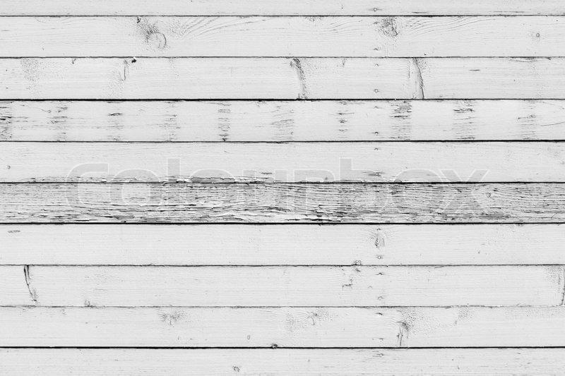 alte wei e holzwand hintergrund foto textur stockfoto colourbox. Black Bedroom Furniture Sets. Home Design Ideas
