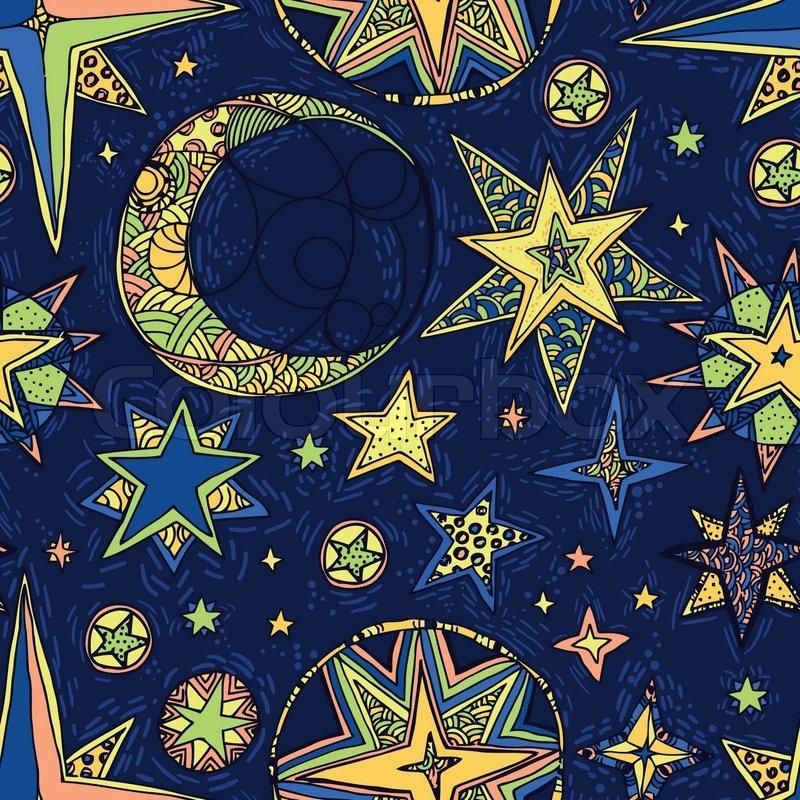 рисунки звёздный мальчик