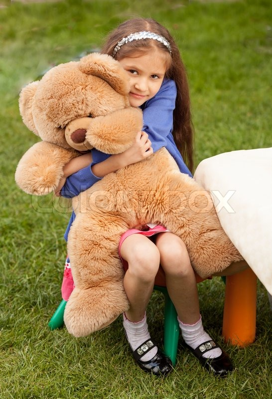 Teddies for Little Girls