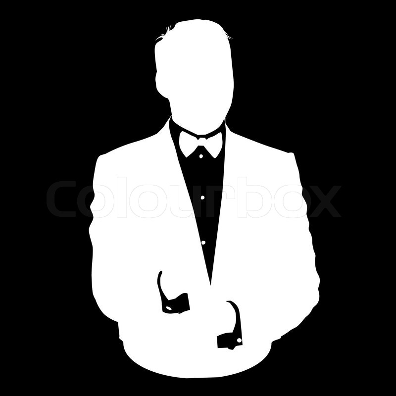 Graphic illustration of a man in business suit as user icon stencil graphic illustration of a man in business suit as user icon stencil avatar vector publicscrutiny Gallery