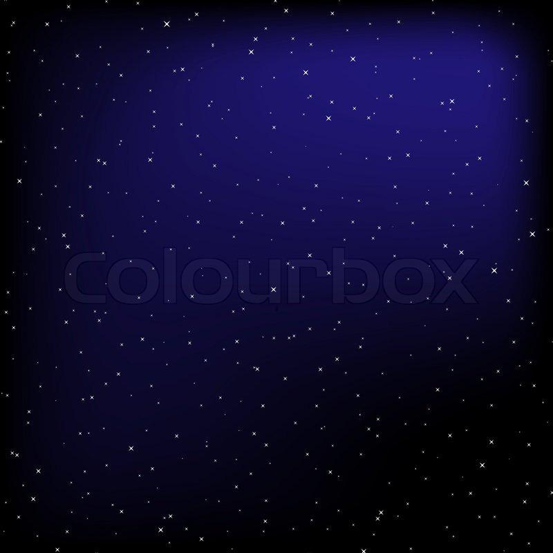 night sky vector background texture stock vector colourbox rh colourbox com night sky stars vector night sky stars vector
