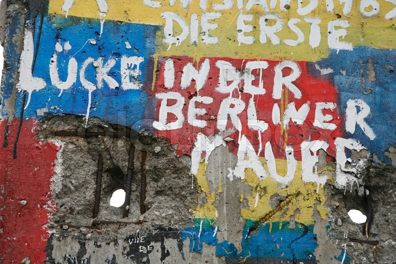 the fall of the berlin wall research paper