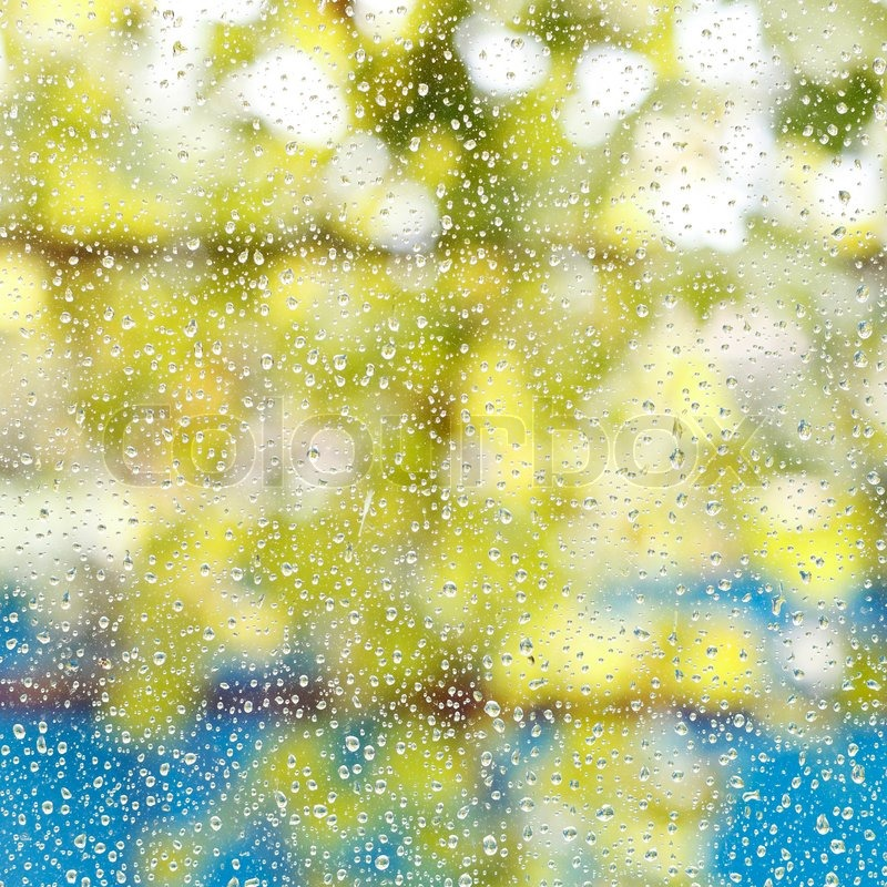 rain showers background summer - photo #2