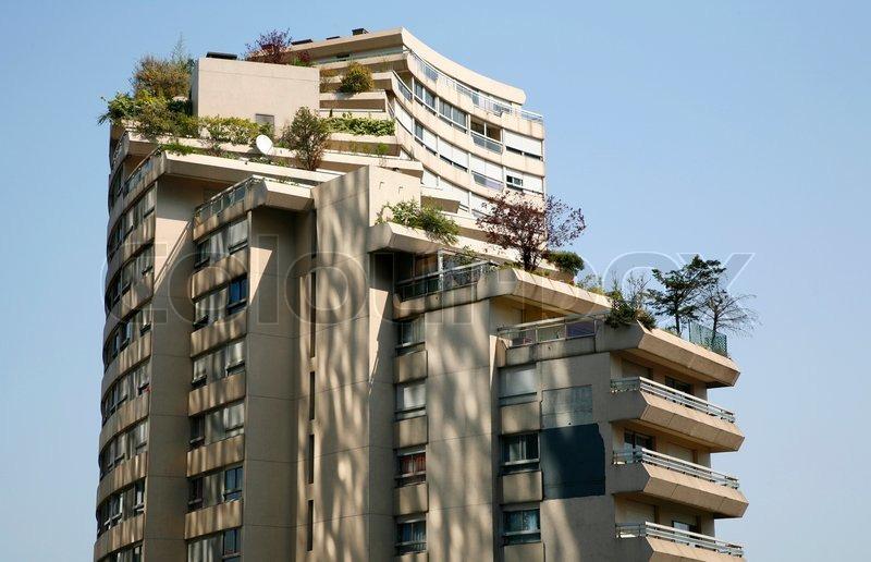 eigentumswohnungen la d fense mit luxus penthouse wohnung