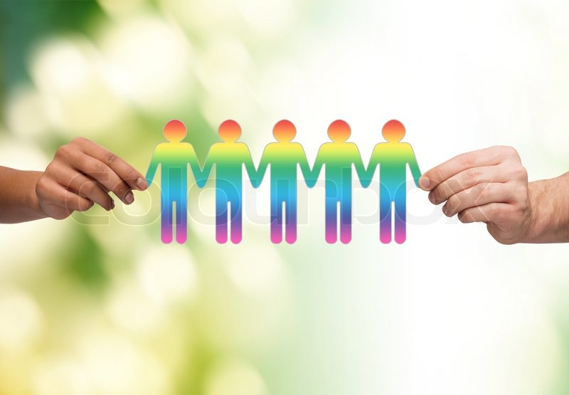 Community, unity and teamwork concept -       Stock image
