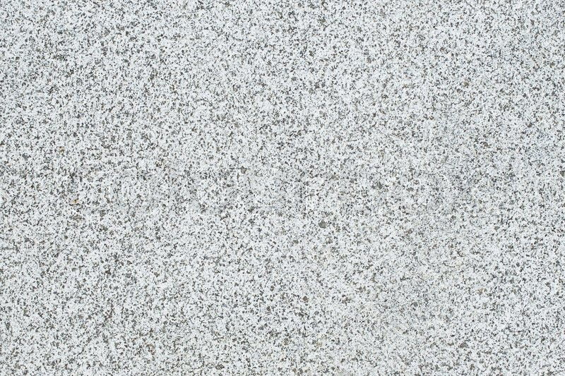 White Granite Background : Non polished white granite as a background stock photo